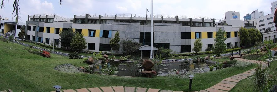 International Institute of Information Technology Bangalore's official Twitter account