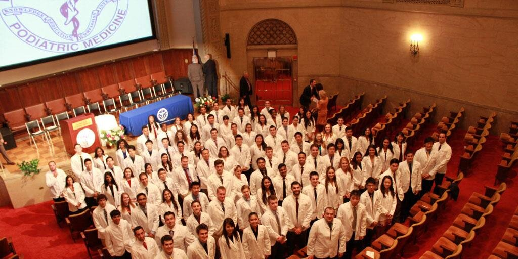 New York College of Podiatric Medicine's official Twitter account