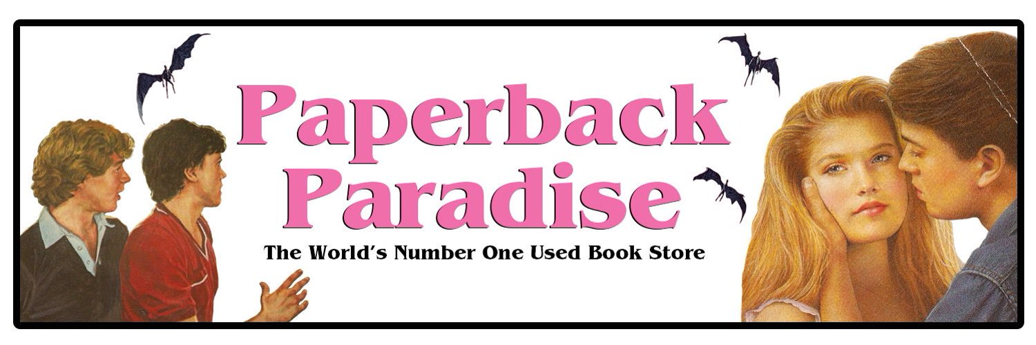 The world's #1 used book store. Come visit us at the edge of eternity.