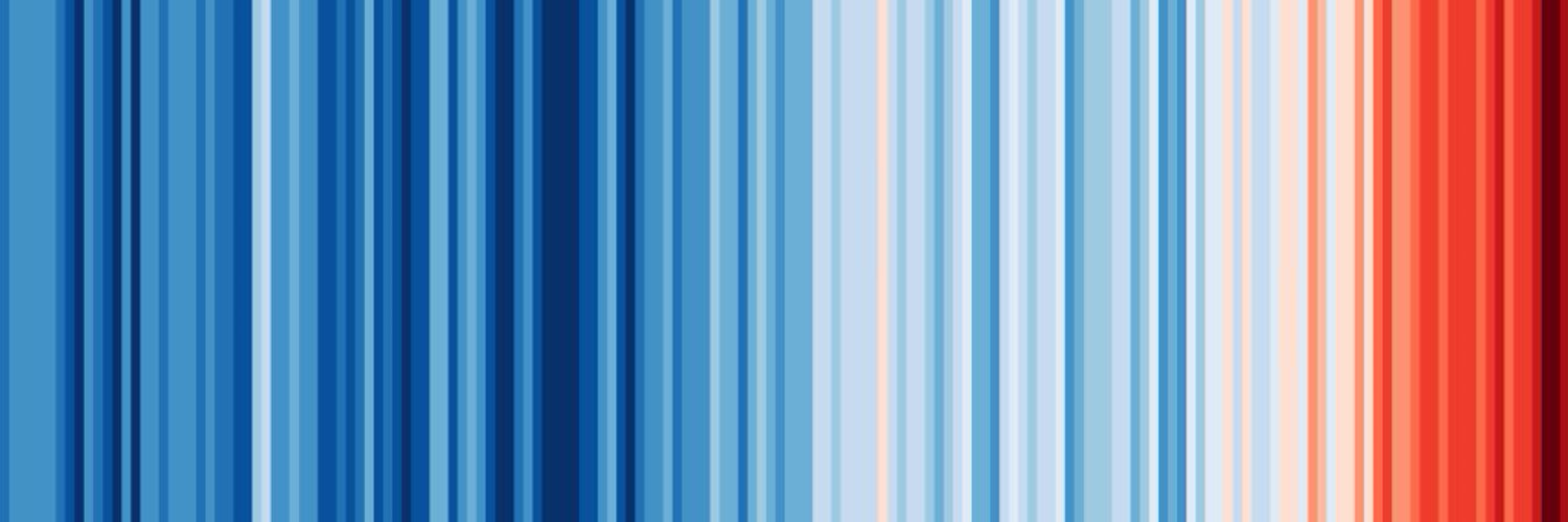Climate scientist, University of Reading   Designed ShowYourStripes.info & WeatherRescue.org   IPCC AR6 Lead Author   MBE   Partner to @OceanTerra   Views own