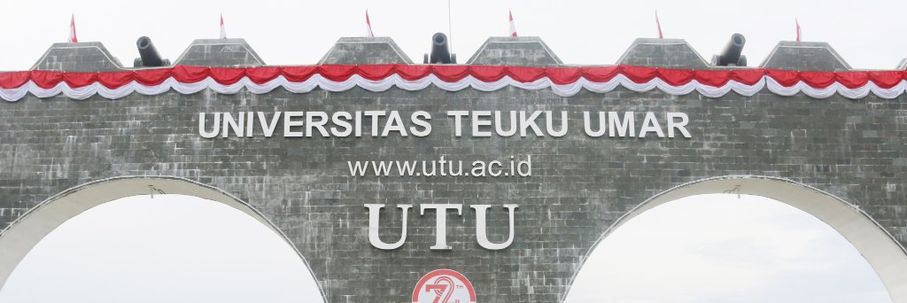 Universitas Teuku Umar's official Twitter account