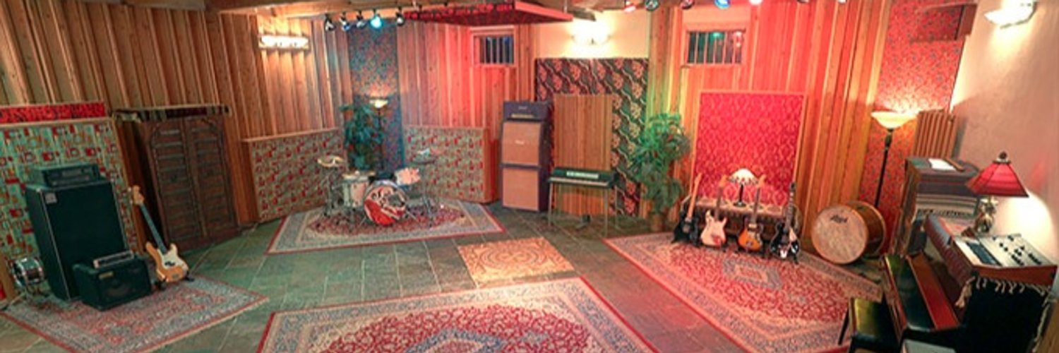 Largest Residential Recording Studio in the World