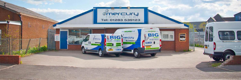 Mercury Rent A Car Burton