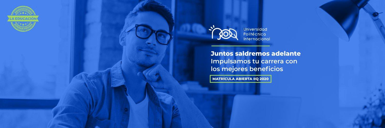 Universidad Politécnica Internacional's official Twitter account