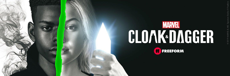 They've leveled up. Stream Seasons 1 + 2 of Marvel's #CloakAndDagger on Freeform.com, On Demand and @Hulu.