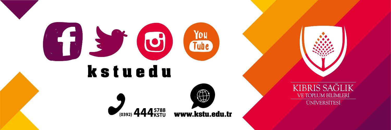 Kibris Saglik ve Toplum Bilimleri Üniversitesi's official Twitter account