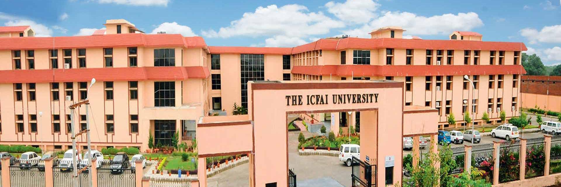 ICFAI University, Dehradun's official Twitter account