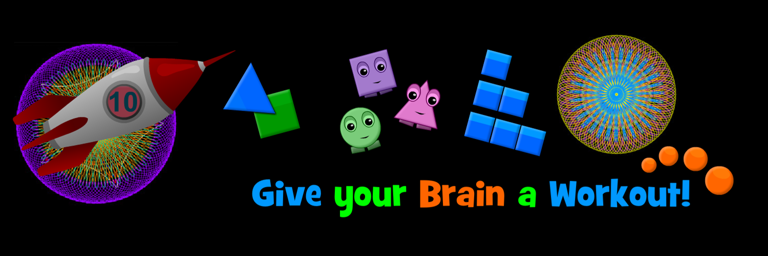 Give your brain a workout with math games and more!