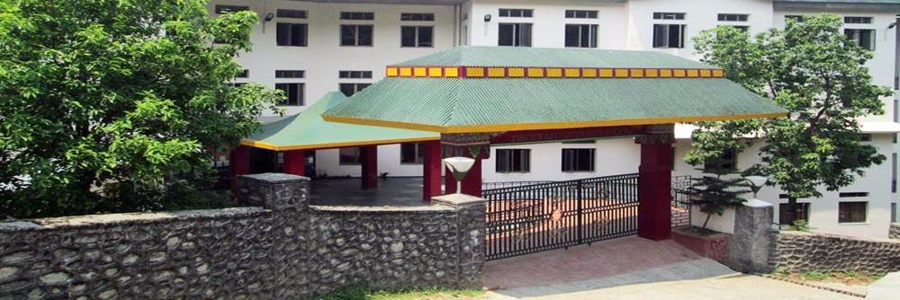ICFAI University, Sikkim's official Twitter account