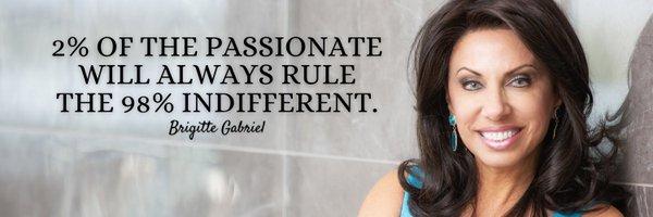 Brigitte Gabriel Profile Banner