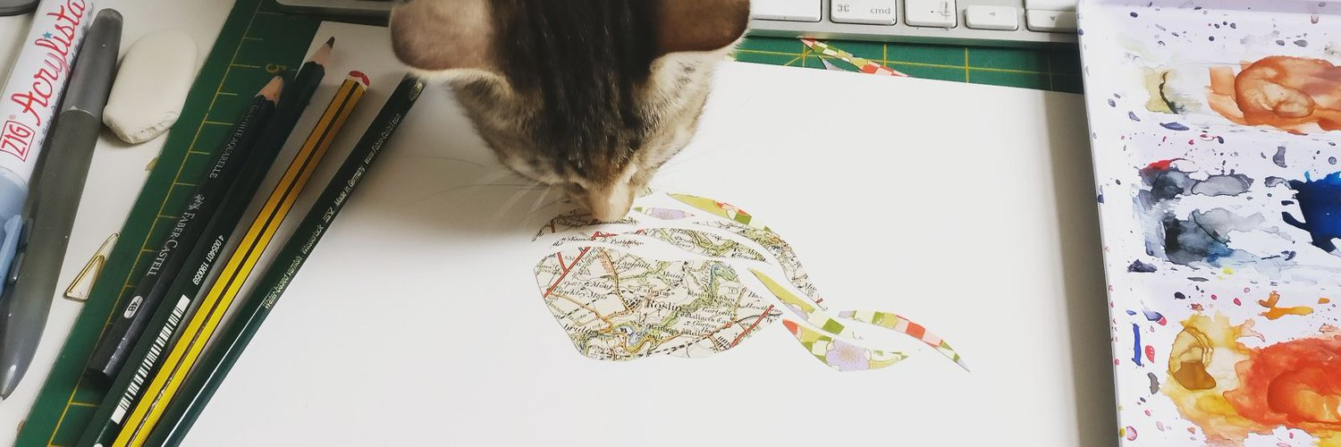 Illustrator & graphic recorder enjoying words & pictures. Cats, maps, birds & kids books, parenting nature & tea. Rarely successfully at the same time.