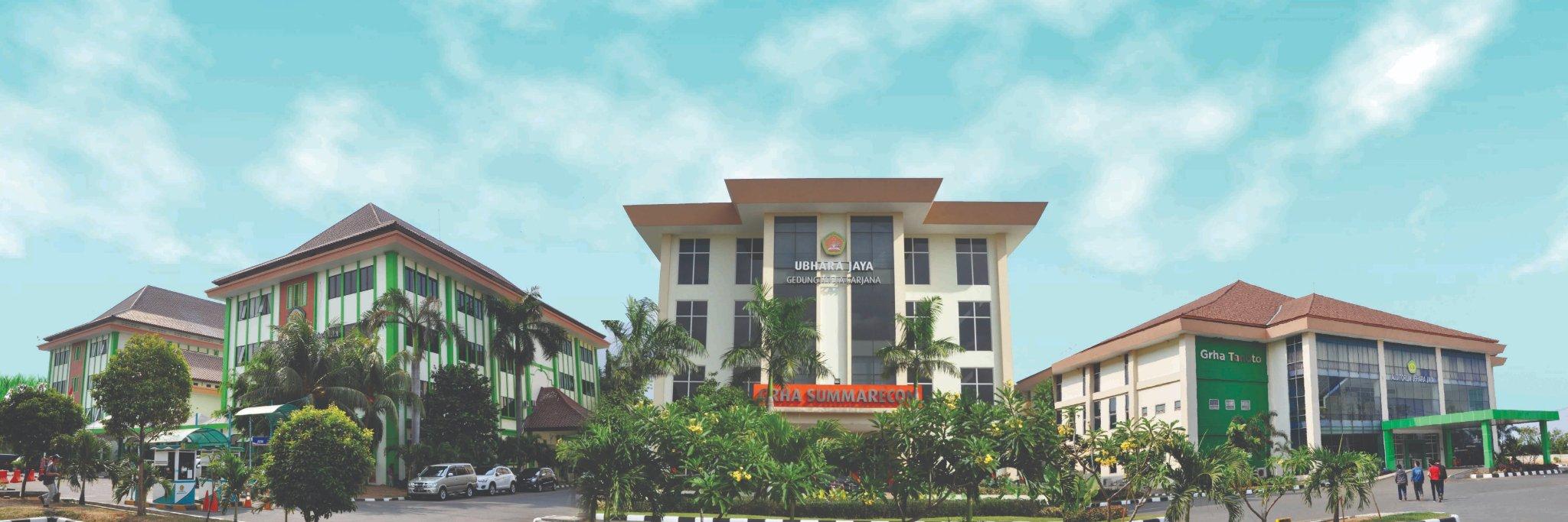 Universitas Bhayangkara Jakarta Raya's official Twitter account