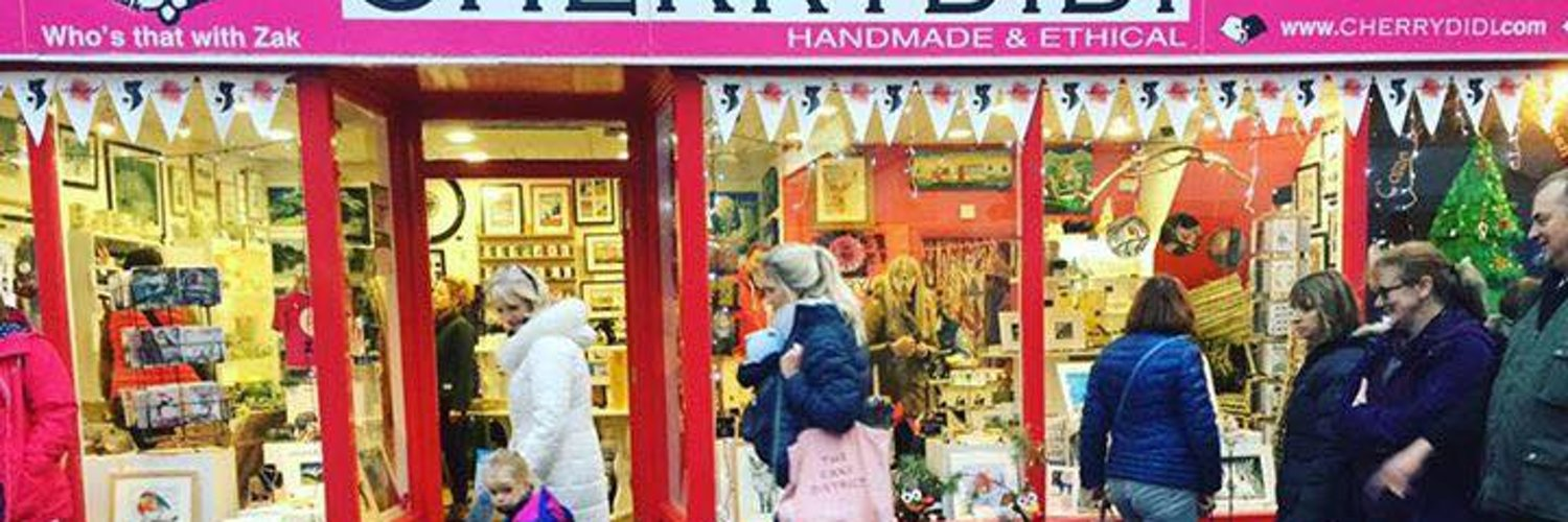 We help you find unique, handmade gifts made by up & coming British artists. We are also home to @ZaktheCollieDog with his Lake District gifts to make you woof!