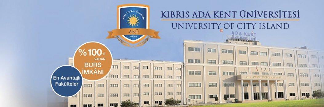 Ada Kent Üniversitesi's official Twitter account
