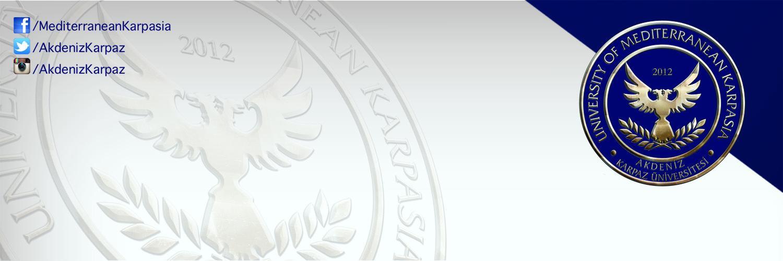 Akdeniz Karpaz Üniversitesi's official Twitter account
