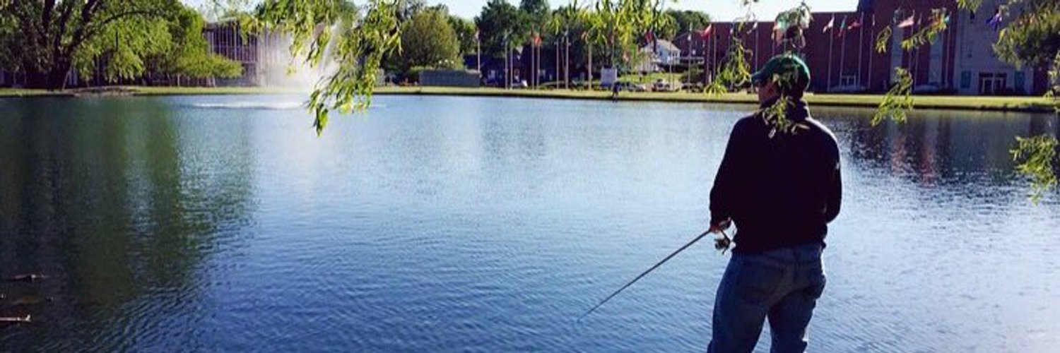 Fishing is my biggest hobby and past time, buy a spinning real and a buck 110 and you'll have everything you need.