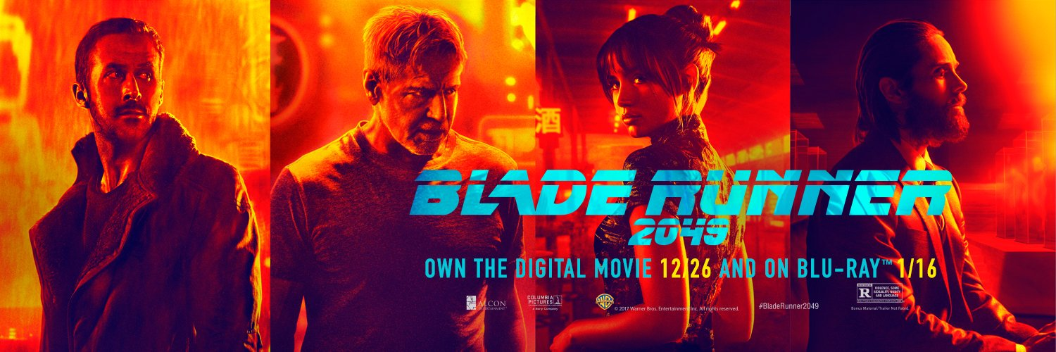 Blade Runner 2049 Announced For 4k Ultra Hd Blu Ray Special Features Revealed