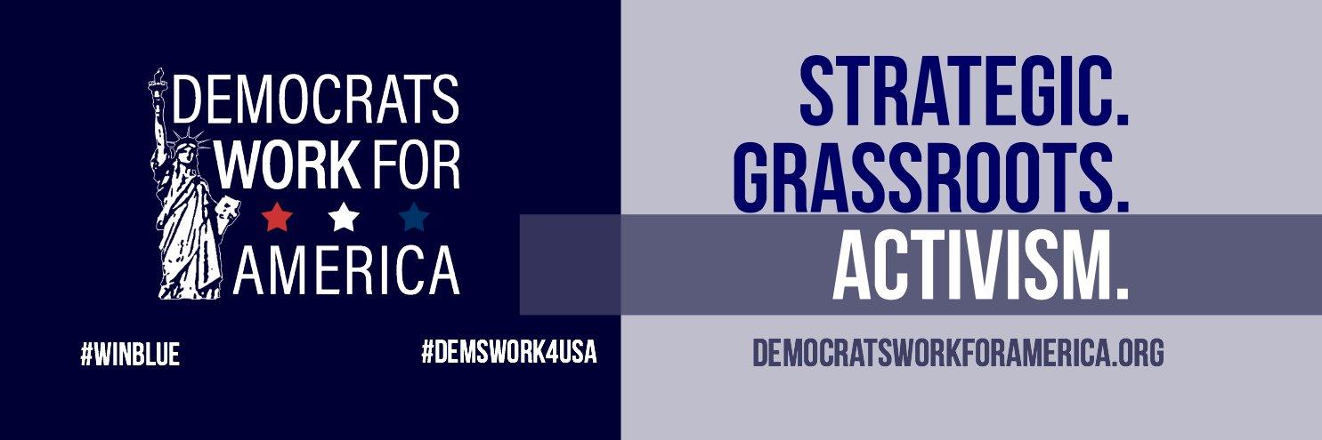 Rachel Murphy Azzara #DemsWork4USA