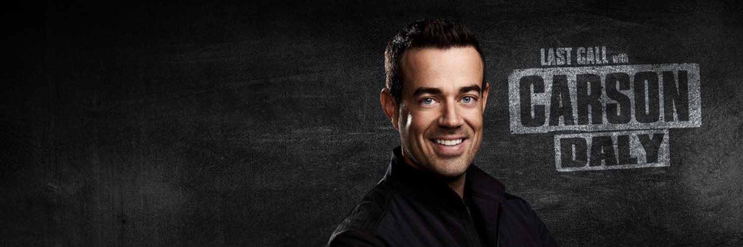 Official Last Call with Carson Daly page. Catch us weeknights at 1:35/12:35c on NBC.