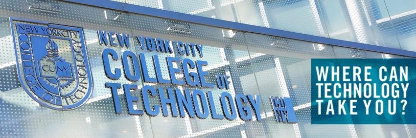 New York City College of Technology, CUNY's official Twitter account
