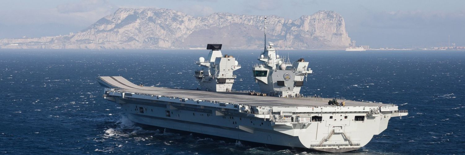HMS Prince of Wales (@HMSPWLS) on Twitter banner 2016-06-15 12:43:06