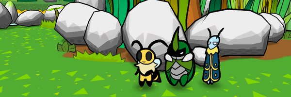 Bug Fables 1.1.1 (Portuguese) out now! Profile Banner