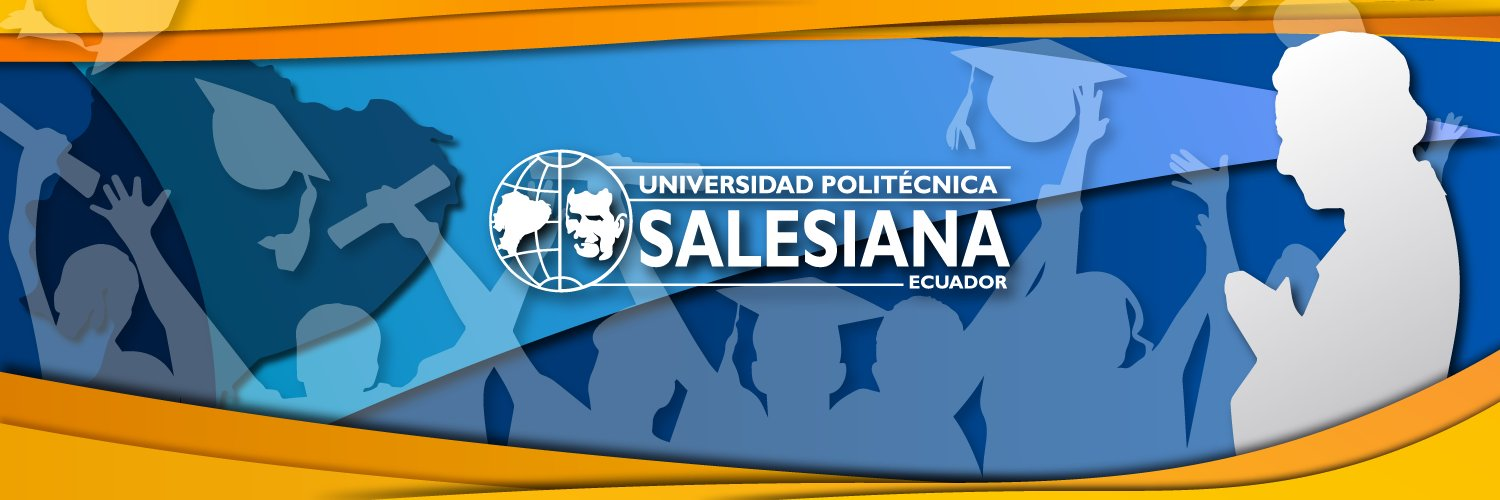 Universidad Politécnica Salesiana's official Twitter account
