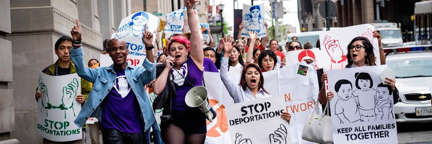 A national coalition building power through collective advocacy, grassroots organizing, & strategic communications to abolish immigration detention in the U.S.