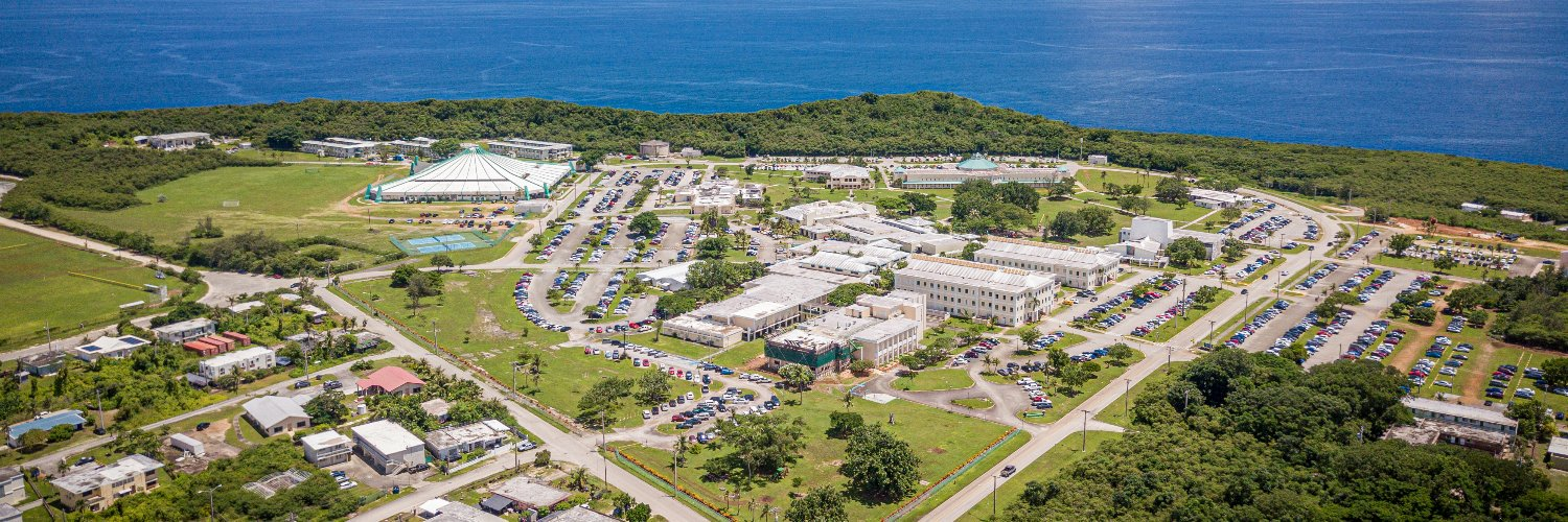 University of Guam's official Twitter account