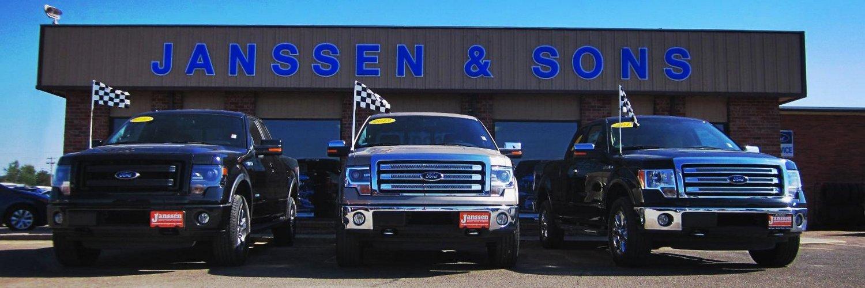 Janssen & Sons Ford (@JanssenFord) | Twitter