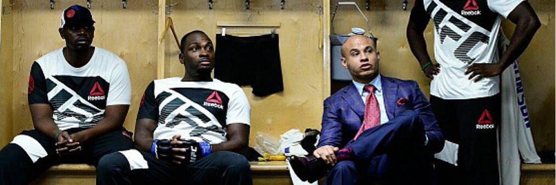 CEO of Dominance MMA Management alijudo96@yahoo.com