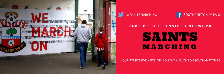 Saints Marching