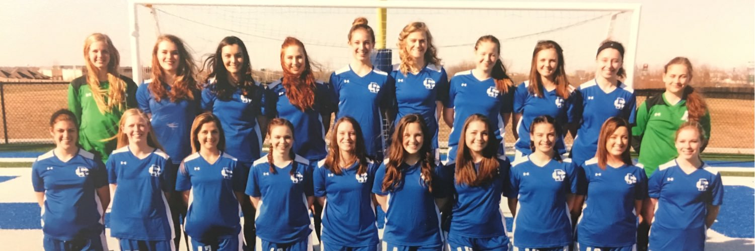 The Official Twitter page of Rejoice Christian Schools' Varsity Girls Soccer Team.