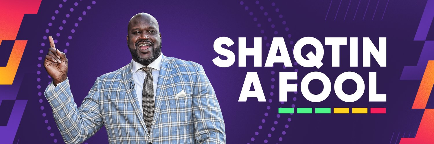 The official Twitter account of Shaqtin' A Fool. Celebrating the best (and worst) of the NBA -- hosted each week by Shaquille O'Neal on @NBAonTNT.