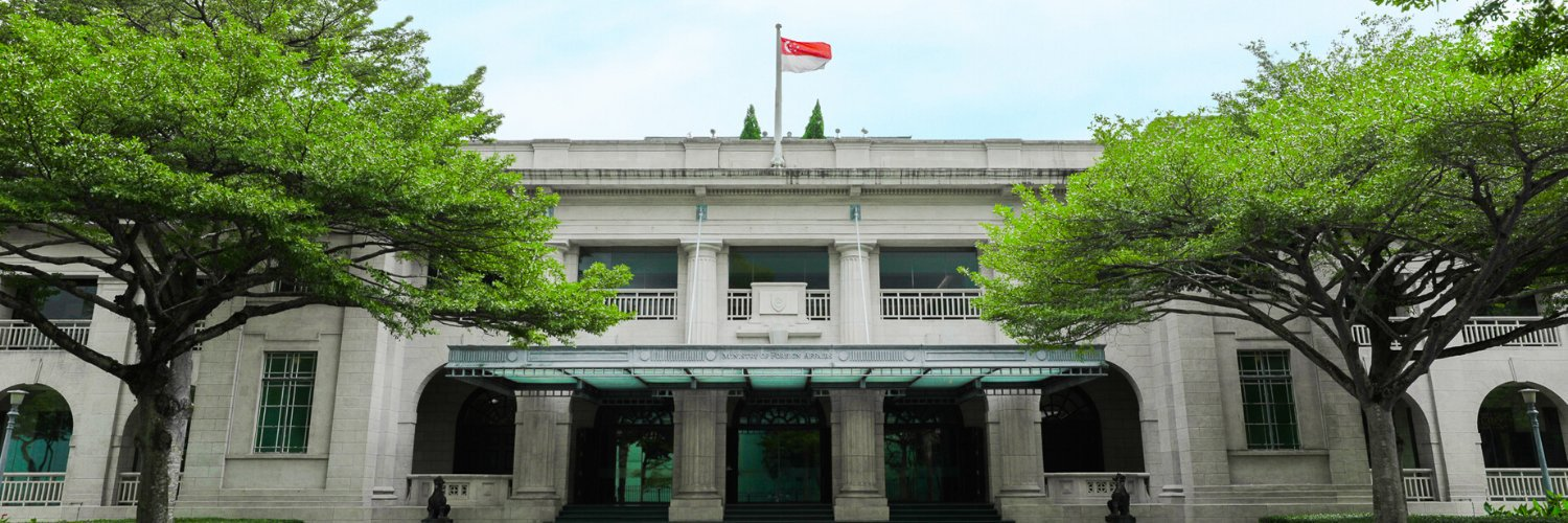 Official account of Singapore's Ministry of Foreign Affairs (MFA 🇸🇬). Pls contact us at mfa@mfa.sg if you have any queries