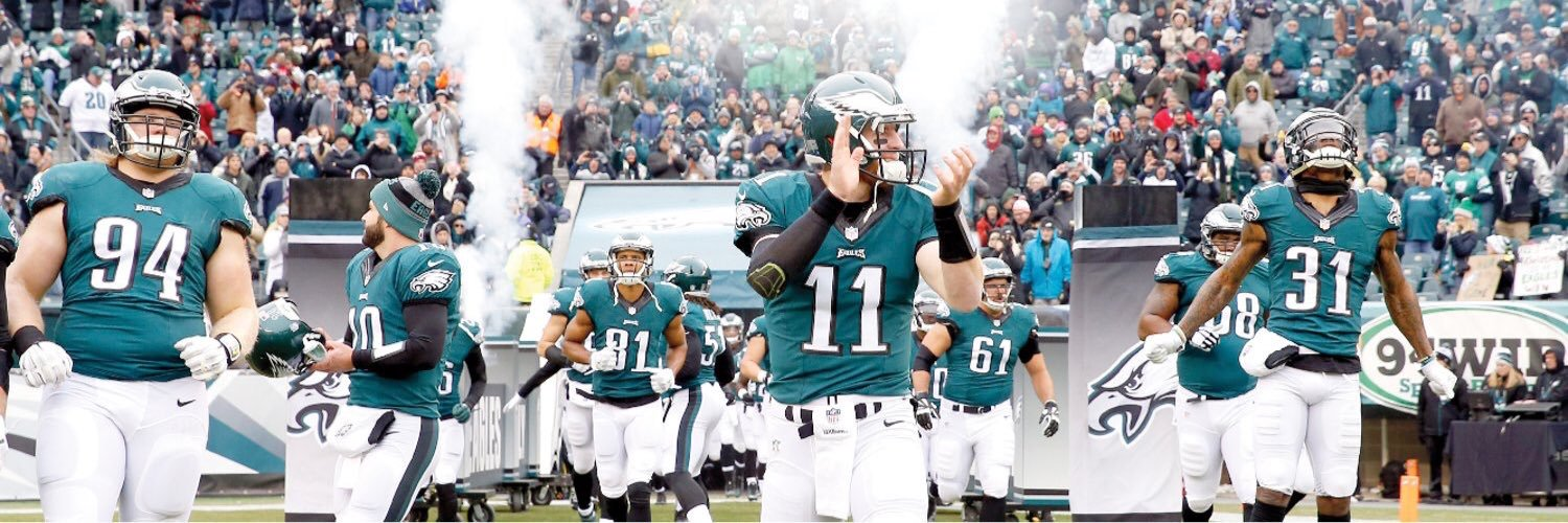 Philadelphia Eagles On Twitter Quot Your 2018 Mvp Carson