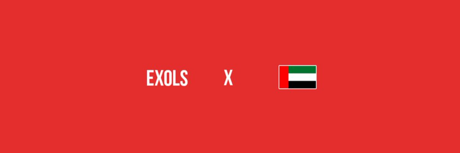 The Biggest Official International EXO-L fanbase in the UAE. 🇦🇪 Follow for latest updates on EXO, fan projects & more. Member of @WWEXOL.