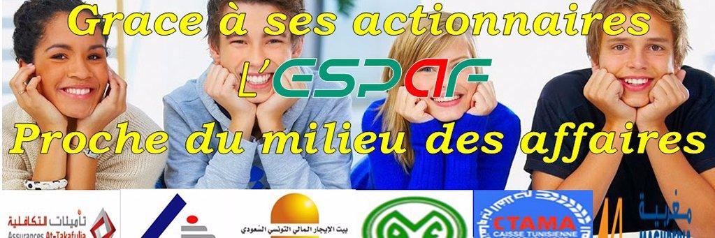 École Supérieure Privée d'Assurance et de Finance's official Twitter account
