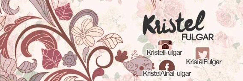 Instagram: @KristelFulgar Facebook Page facebook.com/KristelAinaFul…
