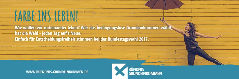 Bündnis Grundeinkommen Mecklenburg-Vorpommern
