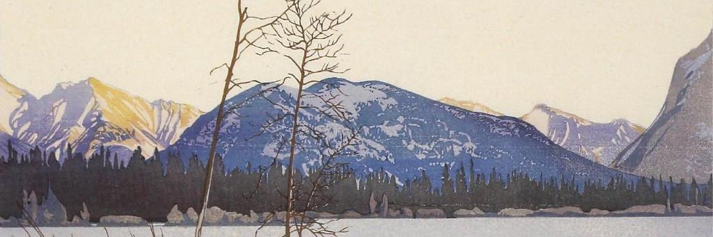 Hiroshi Yoshida (吉田 博 Yoshida Hiroshi, September 19, 1876 – April 5, 1950) was a 20th-century Japanese painter and… twitter.com/i/web/status/1…