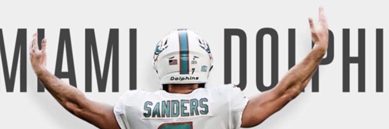 Miami Dolphins Kicker #7