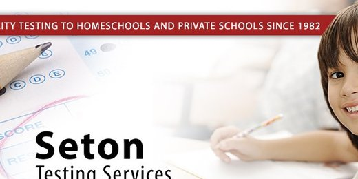 Test Comparison Charts Seton offers year-round testing & scoring services. If you are new to testing with Seton, you may want to take a look at our overview of the testing process. Standardized Tests.