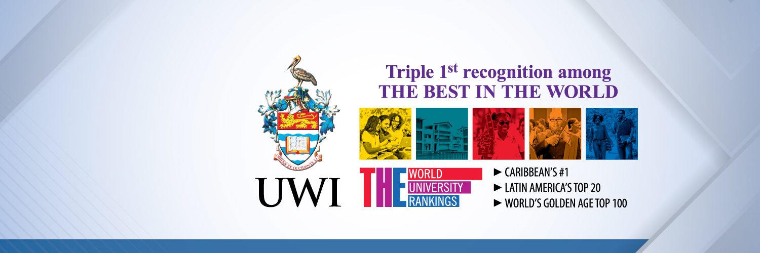 The University of the West Indies, St. Augustine's official Twitter account