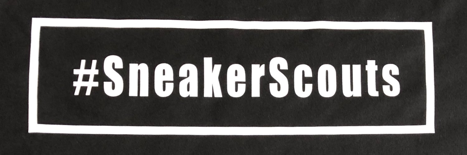 The #1 source for sneaker news, release dates, sales, and general information! Instagram.com/TheSneakerScou… #SneakerScouts