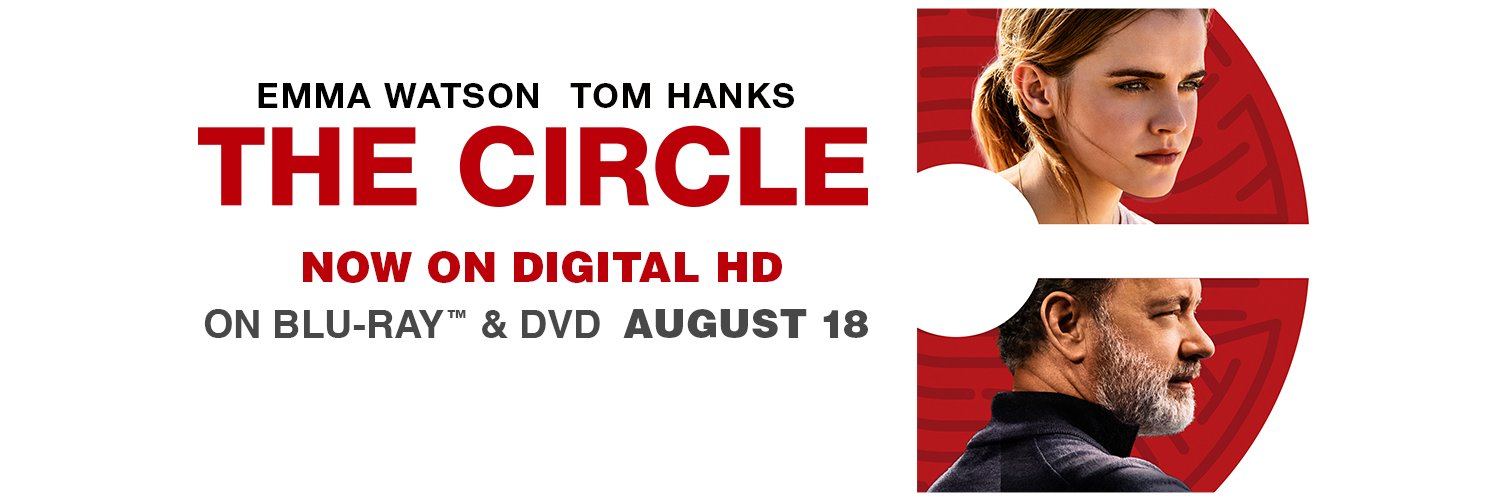 The search for truth can lead down a dangerous path. See Tom Hanks in #TheCircle - on Blu-ray & DVD TODAY.… twitter.com/i/web/status/8…