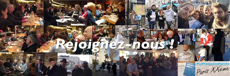 Bravo aux Marcheurs @EnMarcheParis20 pour leur mobilisation au salon du #LivreParis pour parler du programme de… https://t.co/bvxXozbTXa