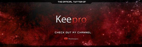 Keepro Profile Banner