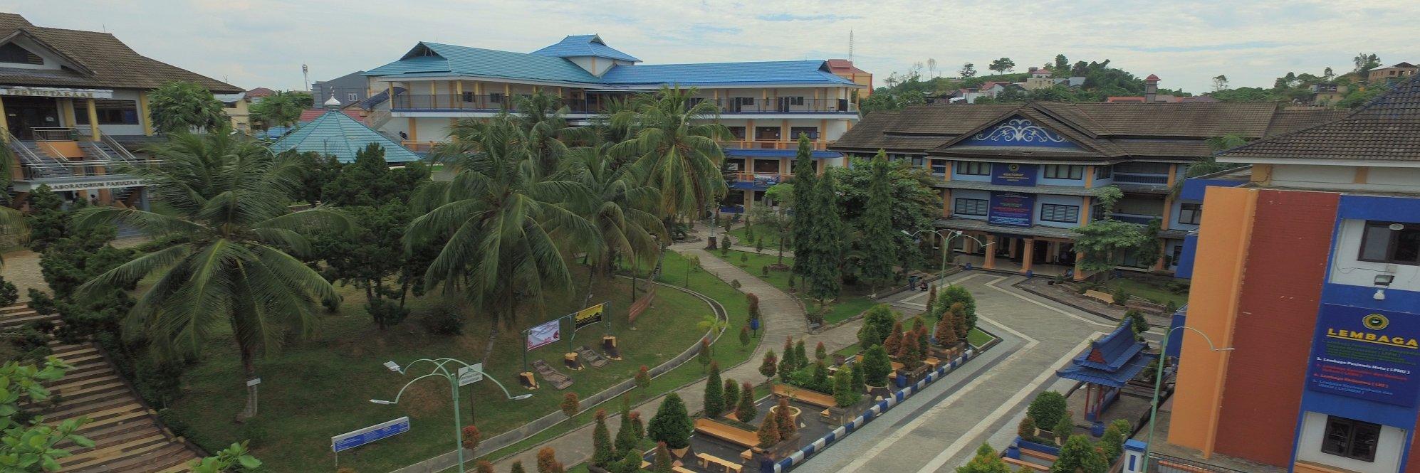 Universitas Widya Gama Mahakam Samarinda's official Twitter account