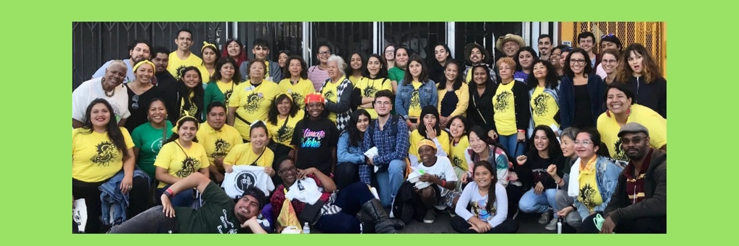 CBE builds people's power in Ca low-income, communities of color to achieve environmental health & justice by reducing pollution & building green communities.